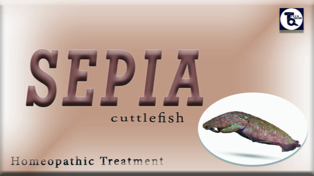 Sepia Homeopathic Remedy