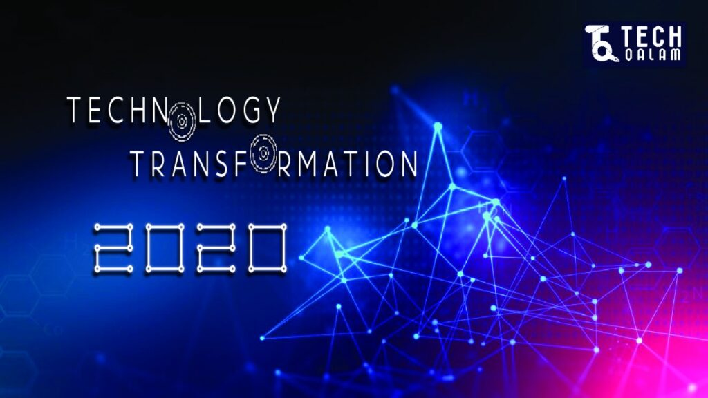 Technology Transformation 2020