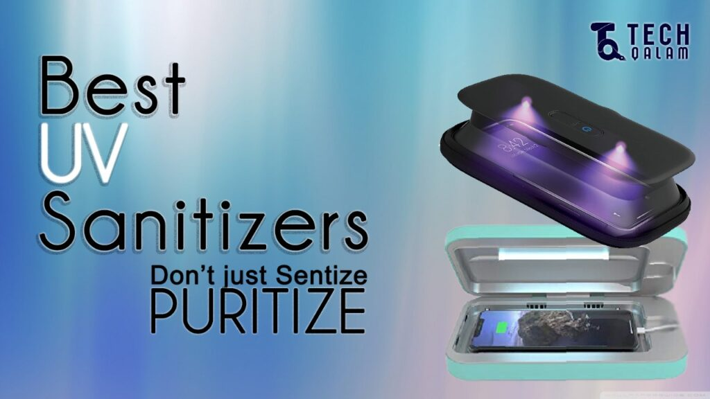 Best UV Sanitizers 2021