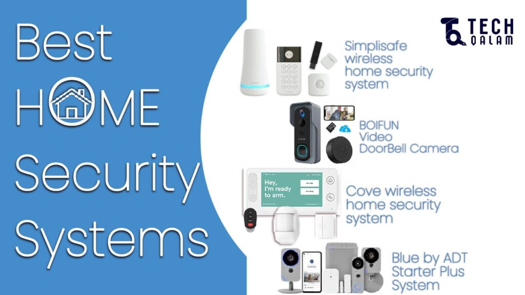 Security Systems For Homes